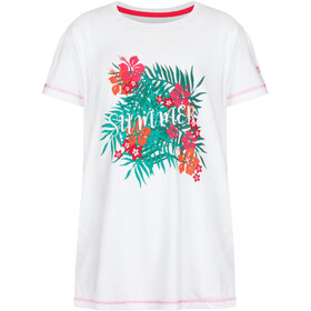 Regatta Bosley t-shirt Kinderen, white